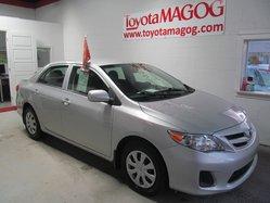 Toyota Corolla **CE (AIR,VITRES,CRUISE) 39516 KM  2013