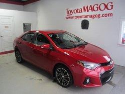 Toyota Corolla S ( TOIT,MAG) 55$/SEM  2014