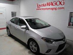 Toyota Corolla LE (MAG,TOIT,FOG)  2014