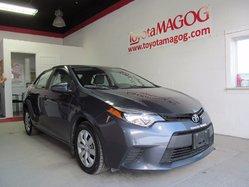 2014 Toyota Corolla LE (54$/SEM)