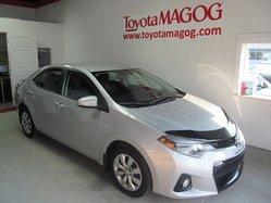 Toyota Corolla S ( WOW 25861 KM )  2014