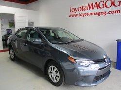 Toyota Corolla CE  2014