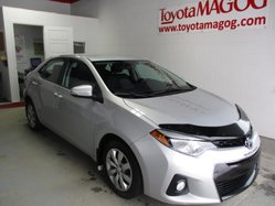 Toyota Corolla S, garantie jusqu en 2019,  2014