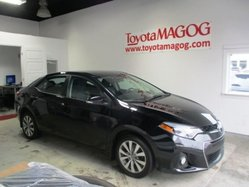Toyota Corolla S, MANUELLE, MAGS  2014