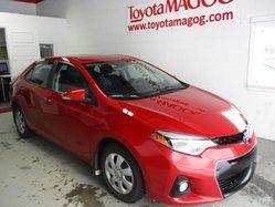 Toyota Corolla S, garantie jusqu en 2020,  2015