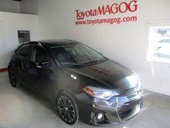Toyota Corolla *****S, TOIT, MAGS,  2015
