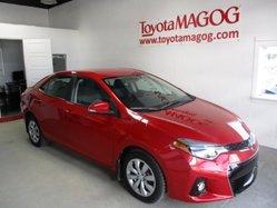 Toyota Corolla ****S, AUTOMATIQUE  2015