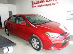 Toyota Corolla ***LE, AUTOMATIQUE, BLUETOOTH,  2015