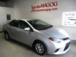 Toyota Corolla CE, AUTOMATIQUE, A/C, BLUETOOTH,  2015