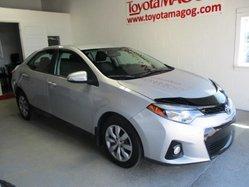Toyota Corolla S, VITRES ET PORTES ELECTRIQUES,  2015