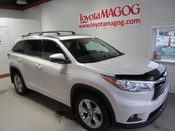 Toyota Highlander hybrid LIMITED (full garantie mai 2019)  2015