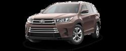 Toyota Highlander hybrid XLE HYBRIDE AUBAINE  2017