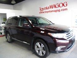 Toyota Highlander TOIT, MAGS, CUIR,  2012