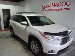 2016 Toyota Highlander XLE (SEULEMENT 14055 KM)