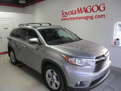Toyota Highlander LIMITED (full garantie mars 2020)  2016