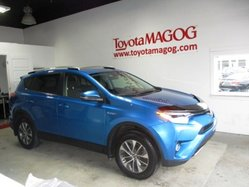 Toyota RAV4 Hybrid XLE, AWD, TOIT,MAGS,  2016