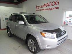 2008 Toyota RAV4 SPORT V6 AWD (MAG,TOIT)
