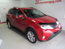Toyota RAV4 LIMITED (NAVIGATION)  2013