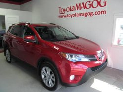Toyota RAV4 Limited,  2013