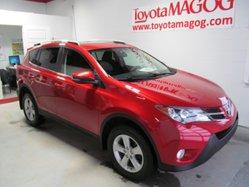 2014 Toyota RAV4 XLE FWD (76$/SEM) TOIT,MAG