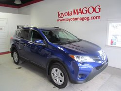 Toyota RAV4 LE FWD (69$/SEM)  2014