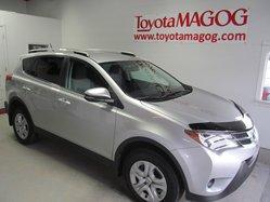 Toyota RAV4 LE FWD (SEULEMENT 32477 KM)  2014