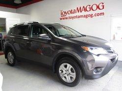 Toyota RAV4 ***LE, CAMERA DE RECUL, SIEGES CHAUFFANT  2014