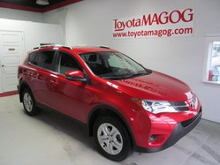 Toyota RAV4 LE FWD (78$/SEM)  2015