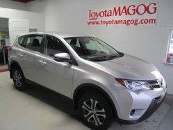 Toyota RAV4 LE FWD (FULL GARANTIE AVRIL 2019)  2015