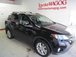Toyota RAV4 LIMITED, AWD, GPS, BLUETOOTH  2015