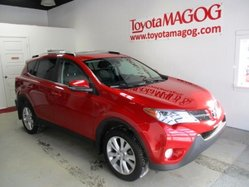 Toyota RAV4 Limited, AWD, GPS  2015