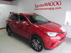 Toyota RAV4 LE, SIEGES CHAUFFANTS, CAMERA DE RECUL  2016