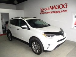 Toyota RAV4 Limited, AWD, CUIR, TOIT, MAGS,  2017