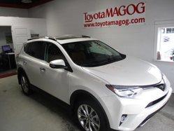 Toyota RAV4 Limited, GARANTIE JUSQU EN 2021  2018