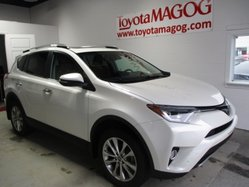 Toyota RAV4 Limited, AWD  2018