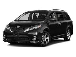 Toyota Sienna DERNIÈRE SE 2017 FAITES VITE  2017