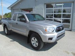 Toyota Tacoma ****SR5, GARANTIE JUSQU EN 2019  2015