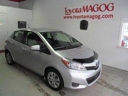 Toyota Yaris LE (46$/SEM) AIR CLIM,GR ELEC  2013