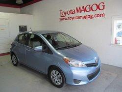 Toyota Yaris LE (air clim,vitres elec)  2013
