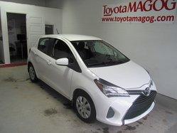 2015 Toyota Yaris LE (SEULEMENT 17758 KM)