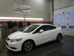 2012 Honda Civic SI Si