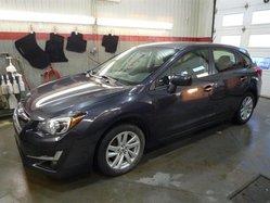 2015 Subaru IMPREZA PREMIUM AWD 2.0i w/Limited Pkg