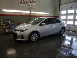 2014 TO COROLLA ARGENT