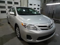 Toyota COROLLA/S/LE ARGENT  2013