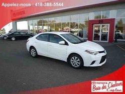Toyota Corolla SERVICE  2014