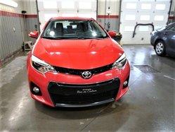 Toyota Corolla ROUGE  2015