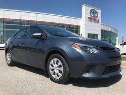 Toyota Corolla LE ECO  2015