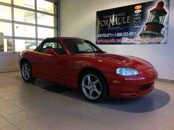 Mazda MX5 Miata .  1999