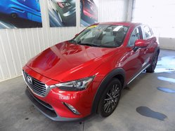 Mazda CX-3 GT TECH AWD  GPS+CUIR+TOIT OUVRANT  2016