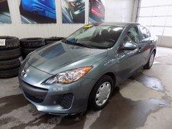 Mazda Mazda3 GX AIR CLIMATISÉ  2012